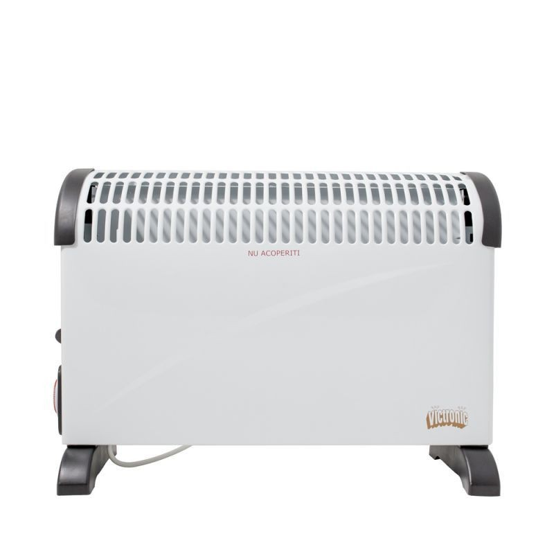 Convector electric, cu timer, 2000 W, Victronic