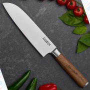 Cuțit Santoku 18cm, Taste of Home by Chef Sorin Bontea
