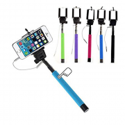 Selfie Stick, Drive-by-wire, 88 cm, Cable Take Pole